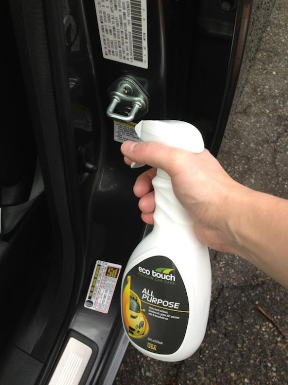 all purpose car cleaner