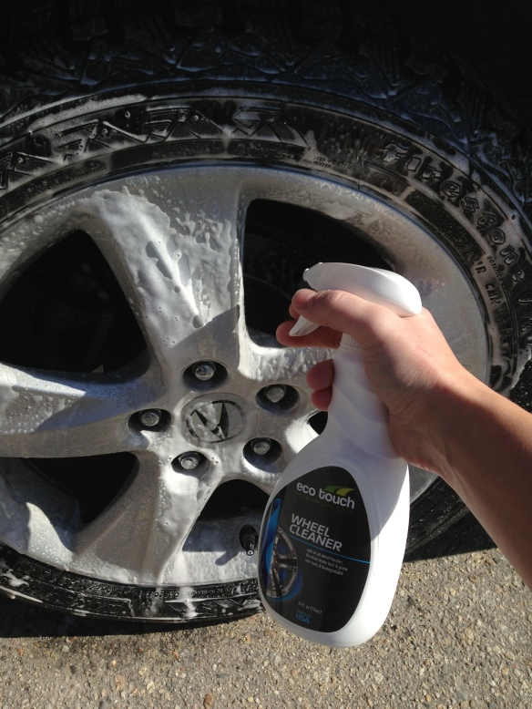 Wheel Cleaner Spray