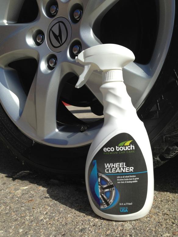 Wheel Cleaner Clean