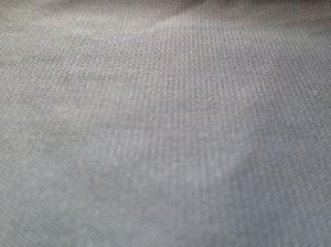 Low pile microfiber towel.
